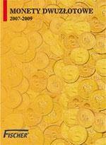 Album na monety 2 z� - 2007 - 2009 - Fischer - monety