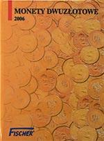 Album na monety 2 z� - 2006 - Fischer