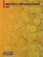 Album na monety 2 z� - 2007 - okoliczno�ciowe - Fischer - monety