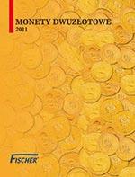 Album na monety 2 z� - 2011 - okoliczno�ciowe - Fischer - monety