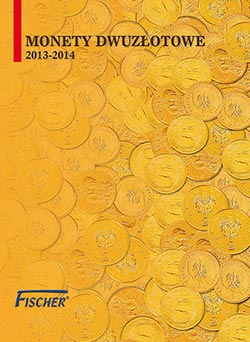 Album na monety 2 z� - 2013 - 2014 - okoliczno�ciowe - Fischer - monety