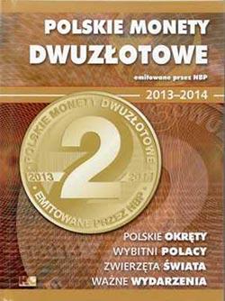 Album na monety 2 zł - 2013 - 2014r. (tom 10) - monety