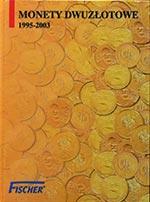 Album na monety 2 z� - 1995 - 2003 - Fischer