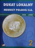 Album na monety Dukat Lokalny Mennicy Polskiej (tom 2) - monety