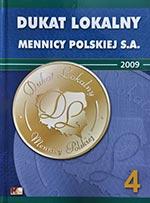 Album na monety Dukat Lokalny Mennicy Polskiej (tom 4) - monety