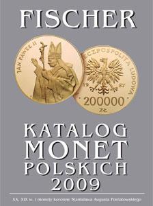 Katalog monet polskich - Fischer 2009