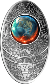 Fiji - 2012, 10 Dollars - Apokalipsa - 1. Koniec świata