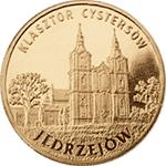 2 z� 2009 J�drzej�w - Klasztor Cysters�w - monety