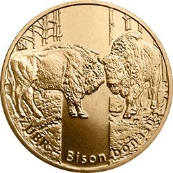 2 zł 2013 Żubr - monety