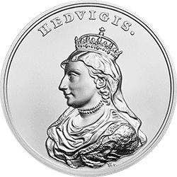 50 z� 2014 Skarby Stanis�awa Augusta - Jadwiga - monety