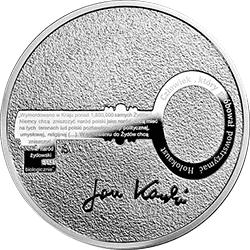 10 z� 2014 Jan Karski - monety