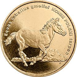 2 zł 2014 Konik polski - monety