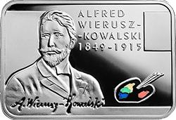20 z� 2015 Alfred Wierusz-Kowalski - monety