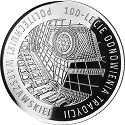 10 z� 2015 100-lecie Politechniki Warszawskiej
