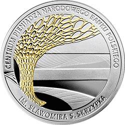 10 z� 2016 Centrum Pieni�dza NBP im. S�awomira S. Skrzypka - monety