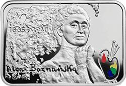 20 zł 2016 Olga Boznańska - monety