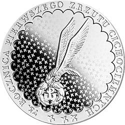 10 z� 2016 75. rocznica pierwszego zrzutu Cichociemnych - monety