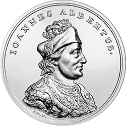 50 z� 2016 Skarby Stanis�awa Augusta - Jan Olbracht - monety