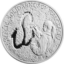 10 zł 2017 35-lecie Solidarności Walczącej - monety