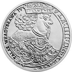 20 zł 2017 Historia Monety Polskiej - Talar Władysława IV - monety