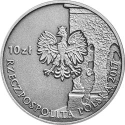 10 zł 2017 Rzeź Woli i Ochoty