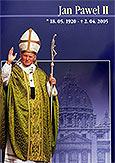 Jan Paweł II - Malta - 9x 10 Lirów 2005