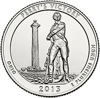 25 Centów 2013 - Perry's Victory - Ohio (P)