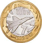 7 Migów 2011 - Radom - monety