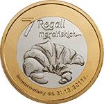 7 Rogali Marcińskich 2011 - Poznań - monety