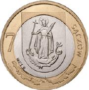 7 Sączów 2012 - Nowy Sącz - monety