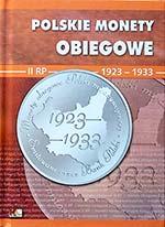 Album na monety obiegowe II RP - 1923-1933