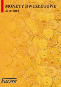 Album na monety 2 zł - 2010 - 2012 - Fischer
