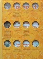 Album na monety 2 zł - 2004 - Fischer
