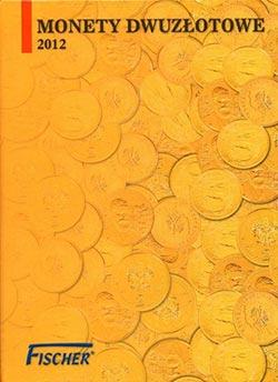 Album na monety 2 zł - 2012 - okolicznościowe - Fischer