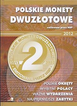Album na monety 2 zł - 2012r. (tom 8)