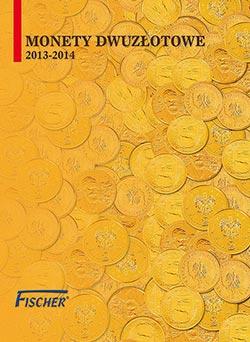 Album na monety 2 zł - 2013 - 2014 - okolicznościowe - Fischer
