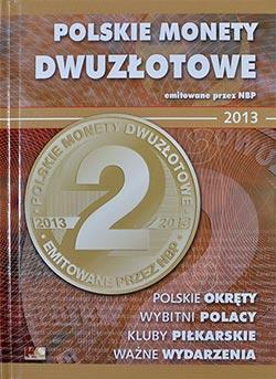 Album na monety 2 zł - 2013r. (tom 9)