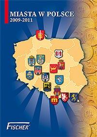 Album na monety 2 zł - Miasta w Polsce 2009-2011 - Fischer