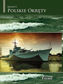 Album na monety 2 zł GN - 2012-2013 - Polskie Okręty - Fischer