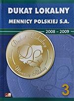 Album na monety Dukat Lokalny Mennicy Polskiej (tom 3)