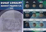 Album na monety Dukat Lokalny Mennicy Polskiej (tom 4)