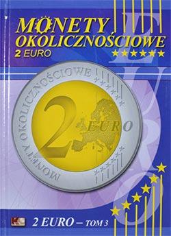 Albumy na monety Okolicznościowe 2 Euro (tom 3)