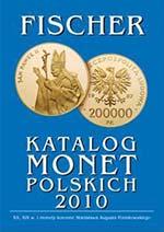 Katalog monet polskich - Fischer 2010