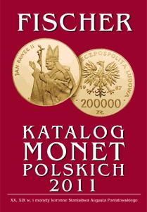 Katalog monet polskich - Fischer 2011