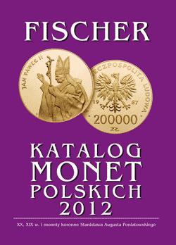 Katalog monet polskich - Fischer 2012