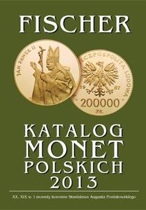 Katalog monet polskich - Fischer 2013