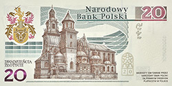 20 zł 2015 - 600. rocznica urodzin Jana Długosza