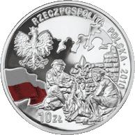 10 zł 2010 100. rocznica Harcerstwa Polskiego