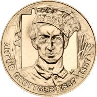 2 zł 2010 Artur Grottger - monety
