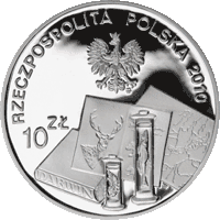 10 zł 2010 Benedykt Dybowski